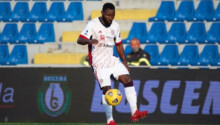 Asamoah est désormais le joueur africain le plus capé en Serie A