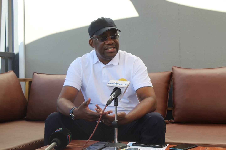 Andrew Kamanga sera en fin de mandat le 30 mars mais reste préoccupé par la qualification de la Zambie