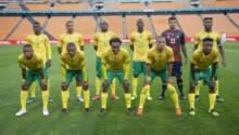 Soudan barre la route aux Bafana Bafana