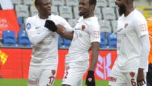 Boupenza, Akintola et Diouf