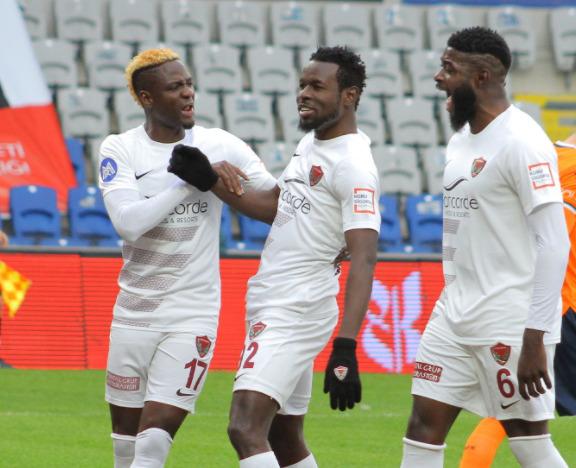 Süper Lig : Troisième doublé de Mame Biram Diouf