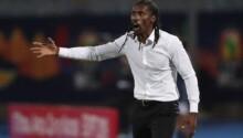 Aliou Cissé coach des Lions du Sénégal