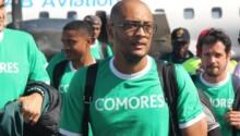 Amir Abdou, coach Comores