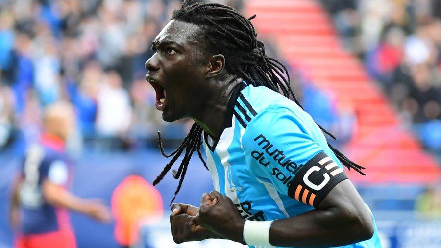 La rage de Bafetimbi Gomis, dernier avant-centre de l'OM à marquer plus de 20 buts en une saison