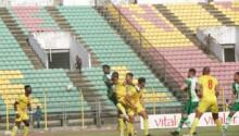 Nigeria bat le Bénin