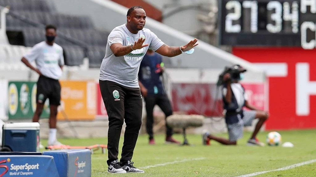 Benni McCarthy, coach d'AmaZulu