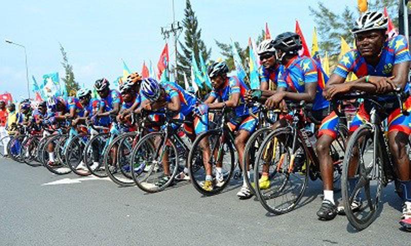 Bientôt le lancement de la nouvelle saison de Cyclisme en RDC