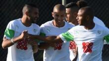 Classement FIFA : Algérie recule