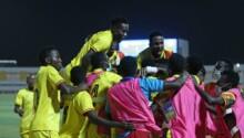 CAN U20-Ouganda-Ghana-Mauritanie-Tunisie-Gambie