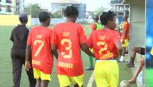 footballeuse Guinée - football féminin