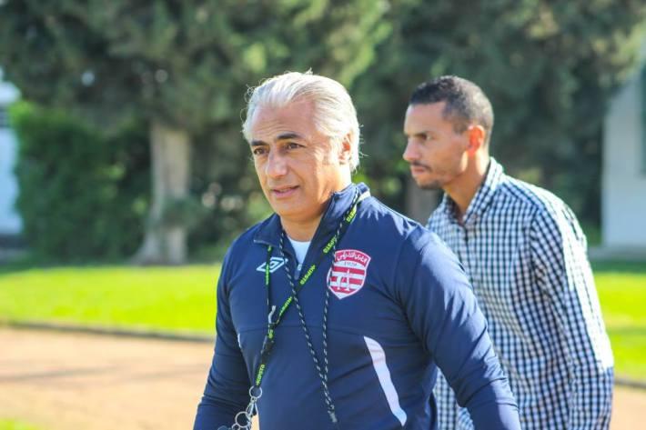 Chiheb Ellili nouveau coach Olympique de Béja