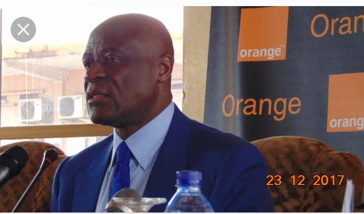Constant Omari, président de la FECOFA