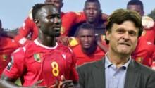 Didier Six Naby Keita