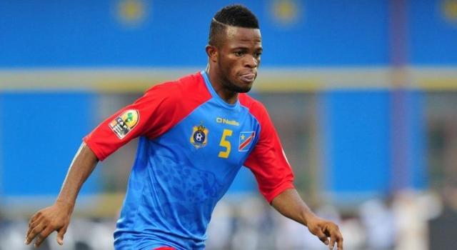 Elia Meschack, attaquant congolais de Young Boys Berne