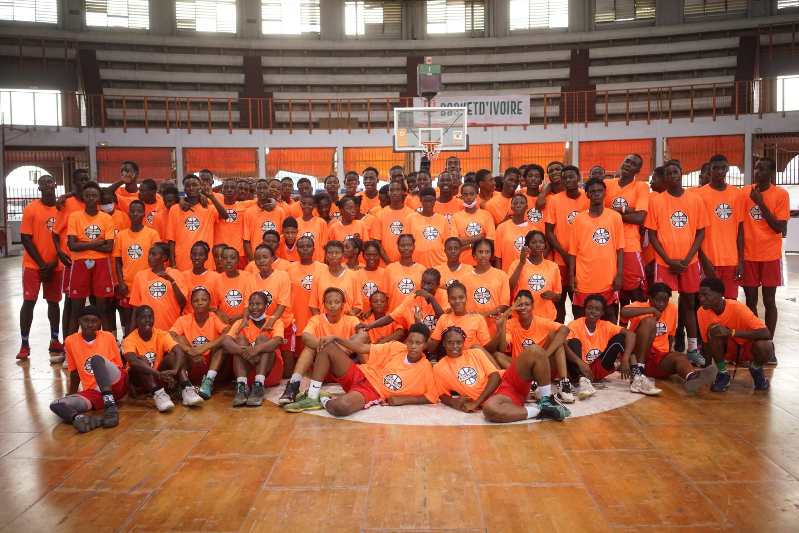 Elite Camp Jordan Nwora Côte d'Ivoire
