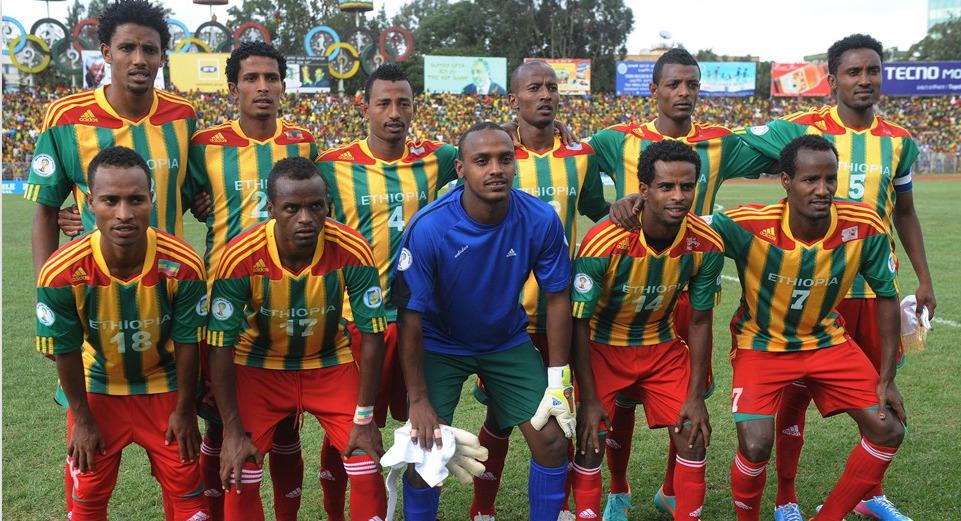Ethiopie qualifiée à la CAN, les Barea éliminés