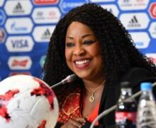 Fatma Samoura, première Africaine nommée Secrétaire générale de FIFA.