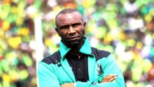 Florent Ibenge, coach de l'AS Vita Club (RDC).