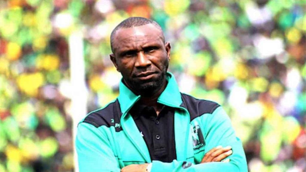 Florent Ibenge, coach de l'AS Vita Club (RDC).