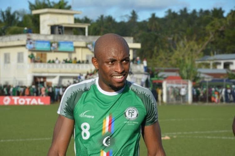 Fouad Bachirou, milieu des Comores
