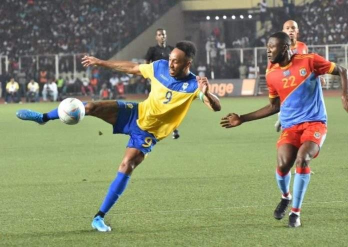 Gabon - RD Congo, finale du Groupe D