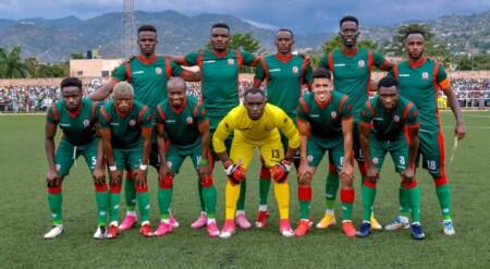Burundi - Ndikuriyo - CAN 2021