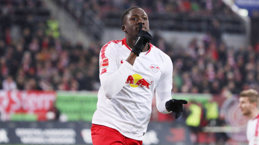 Ibrahima Konaté de Leipzig va s'engager à Liverpool