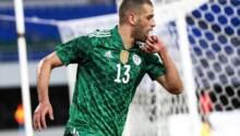 Islam Slimani-Algérie-Records de buts-Tasfaout