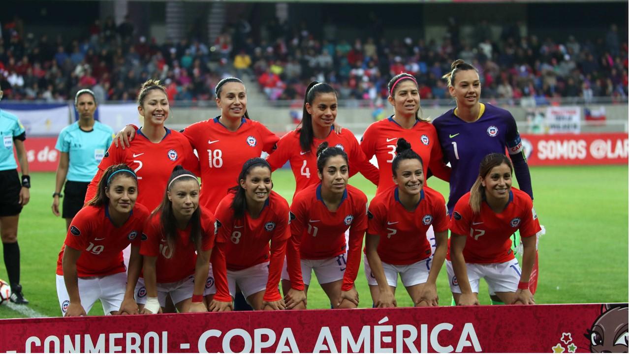 JO (F) :  le Chili dévoile ses 22 joueuses contre le Cameroun