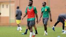Jean Pierre Nsamé-CAN 2021-Cameroun
