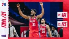 Embiid-Sixers-Philadelphie-Utah Jazz-MVP