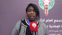 Khadija Ila, îcone du foot féminin