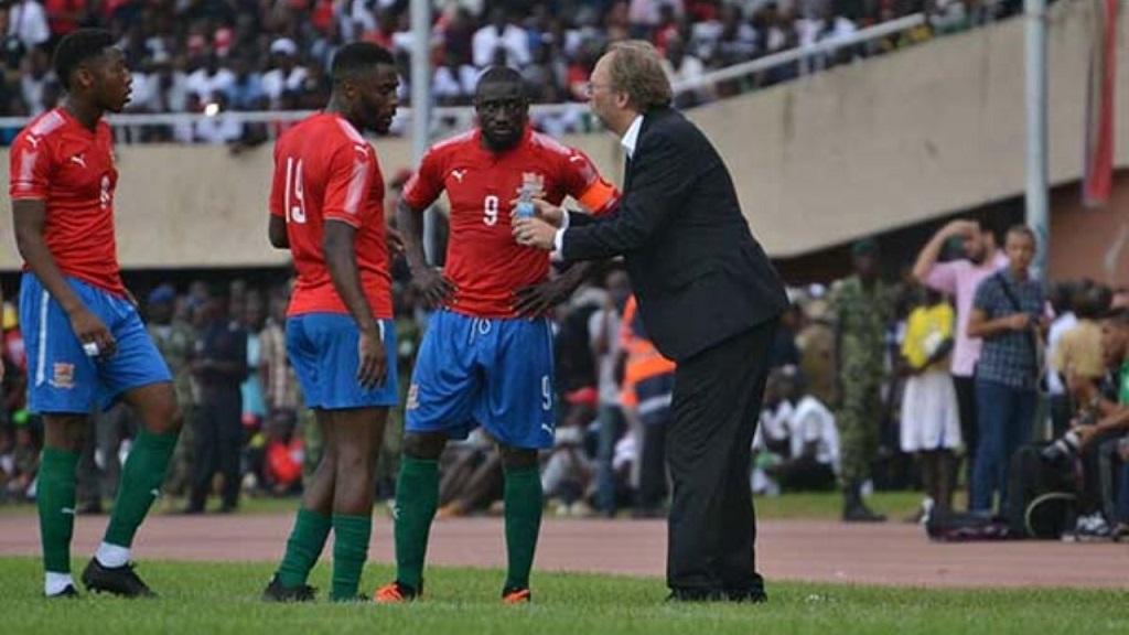 La Gambie bien partie pour décrocher sa première qualification à la CAN.