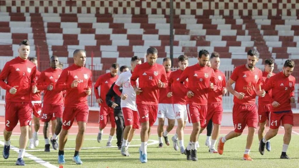 Le CR Belouizdad se sépare de Fouad Ghanem (23 ans) et du Belge Maecky Ngambo (26 ans).