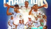 Ghana Finale CAN U20 - Ouganda