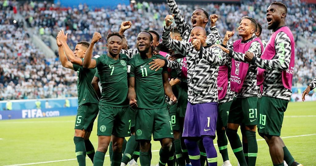Le Nigeria appelle 24 joueurs pour les éliminatoires de la CAN 2021