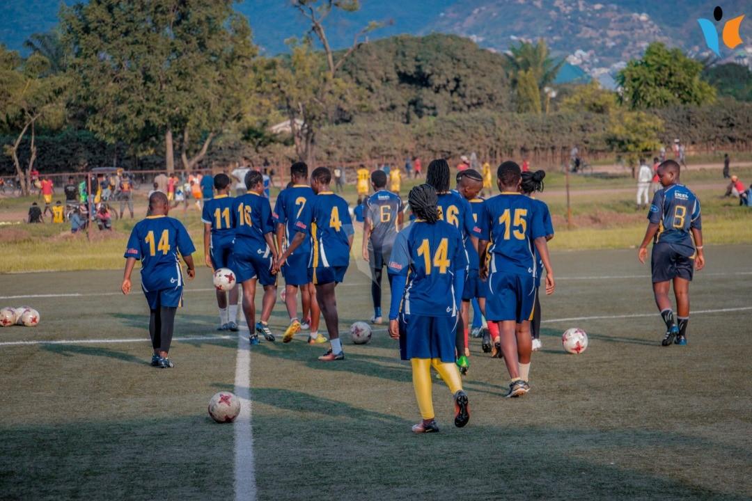 Le football féminin est sur la bonne voie au Burundi