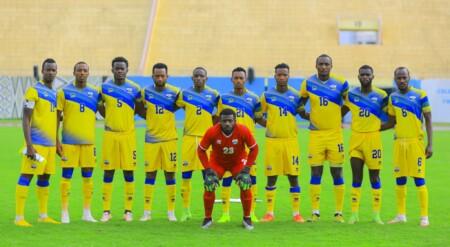 CAN 2021 - Rwanda Mashami