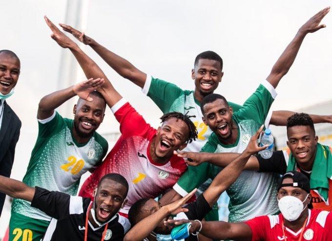 Les Comores veulent surprendre l'Egypte et terminer en tête du groupe G