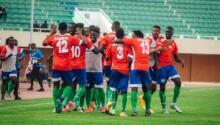 Les Gambiens aux anges après leur première qualification en phase finale de CAN.