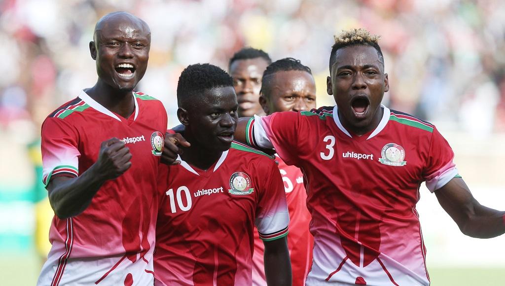 Les Harambee Stars en route vers deux matchs décisifs en qualifs de la CAN 2021.