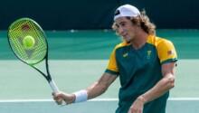 Lloyd Harris-ATP Dubaï-Aslan Karatsev