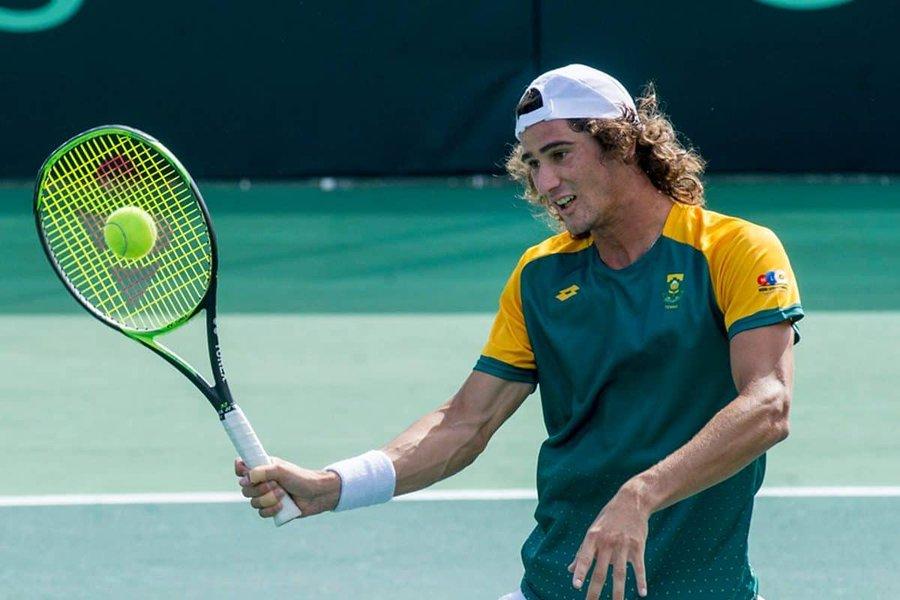 Lloyd Harris dispute à Dubaï sa première finale ATP 500