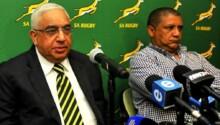 Mark Alexander, président de la Fédé sud-africaine de rugby (SA Rugby).
