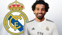 Mohamed Salah convoité par le Real Madrid.