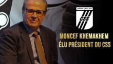 Moncef Khemakhem réélu pour 2 ans