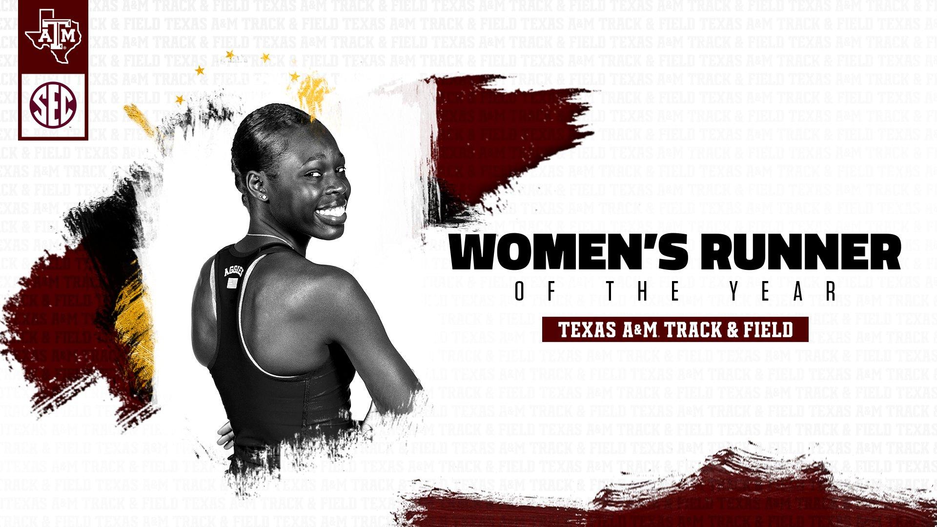 Athing Mu perd la finale du 400 m et s'offre la fraction la plus rapide de l'histoire au relais 4 x 400 avec Texas A&M