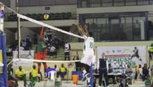 Nigeria, capitale du volley africain