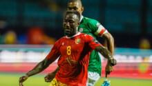Naby Keita et le Syli à un point de la CAN 2021