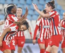Njoya Ajara Nchout-Atletico Madrid-Espagne